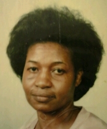 Gloria M Banton, mother of the founder of Gloria M's Cleaning Services