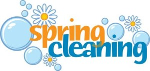 SPRING Cleaning SPECIAL OFFER  from Gloria M's Cleaning!