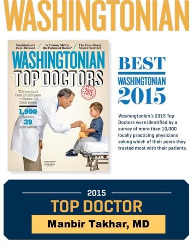 Top Doctor 2015