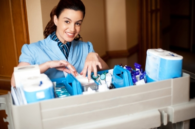 A month of Charlotte Maid services for mom